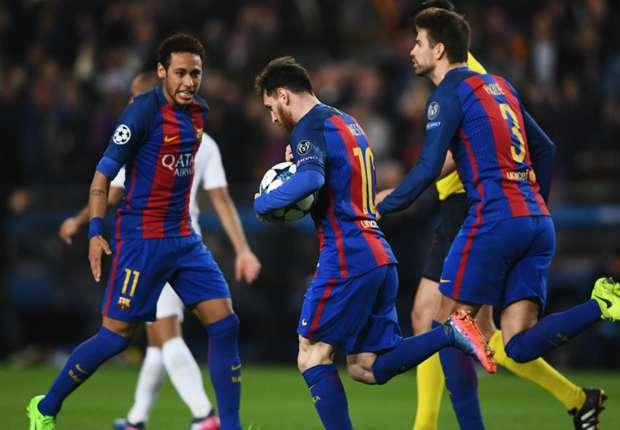 Barcelona'dan Camp Nou'da tarihi geri dönüş: 6-1