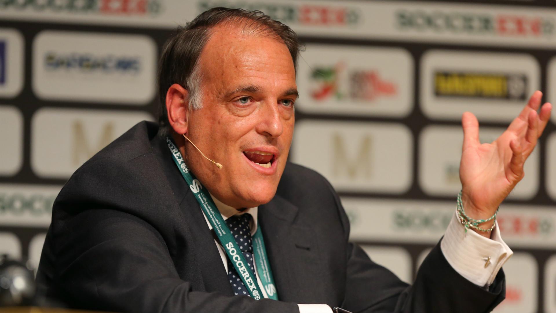 La liga francesa apoya al PSG y va contra LaLiga — Neymar