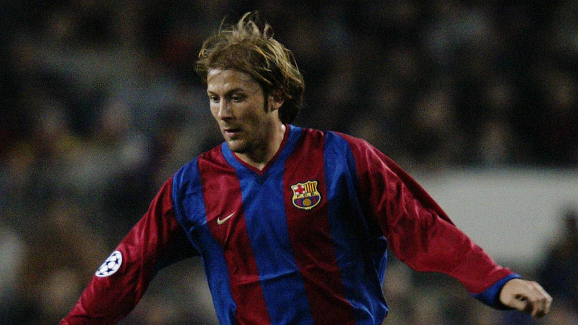 Men ta ex Barcelona player Goal
