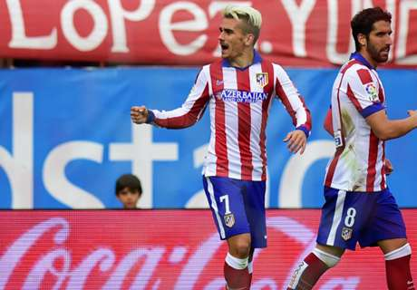 Goleó Atlético de Madrid