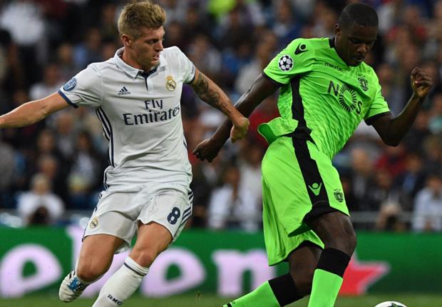 Real Madrid 2-1 Sporting: Zidane's men cap incredible comeback