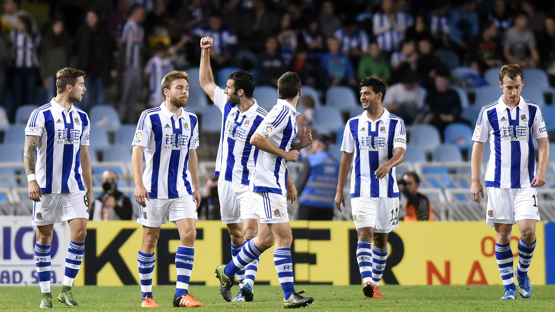 Video: Real Sociedad vs Deportivo La Coruna