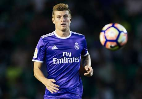 WATCH: Kroos' postage stamp finish