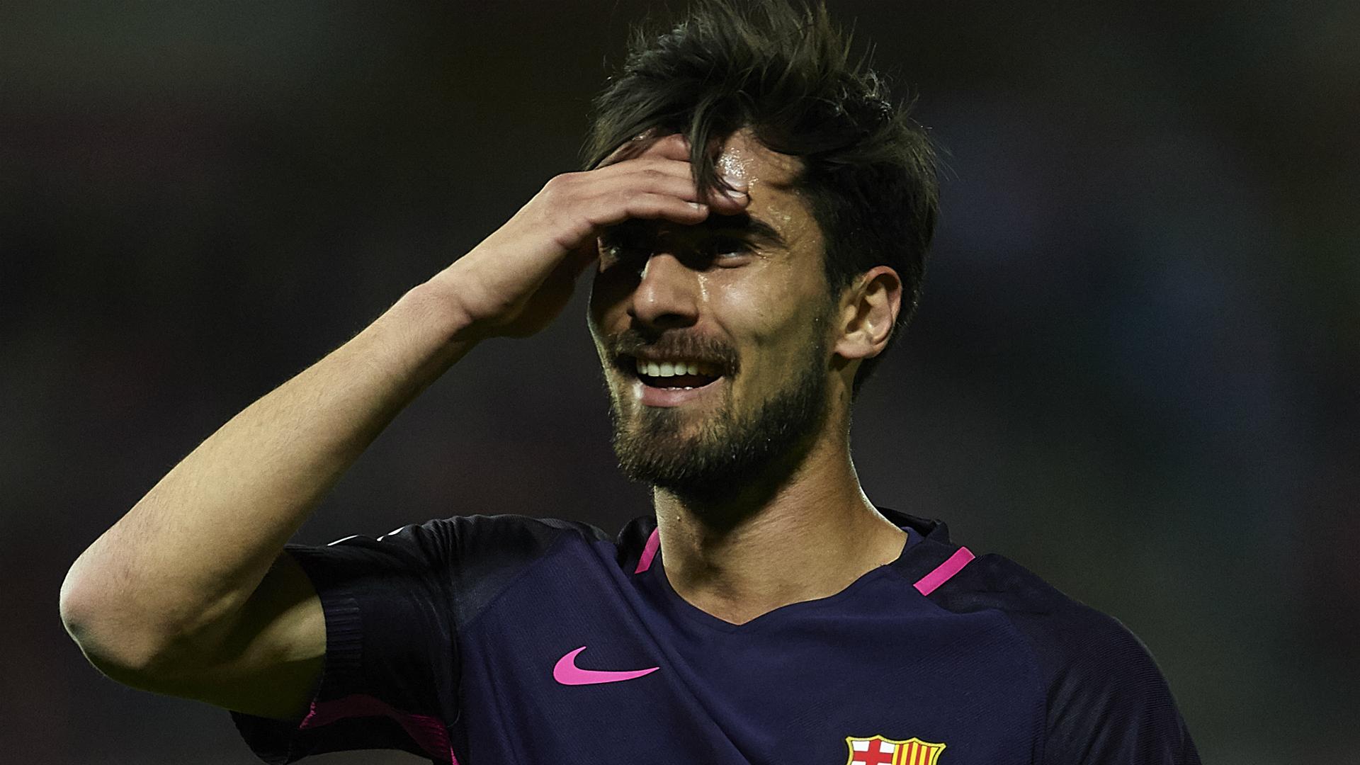 Andre Gomes Granada Barcelona La Liga