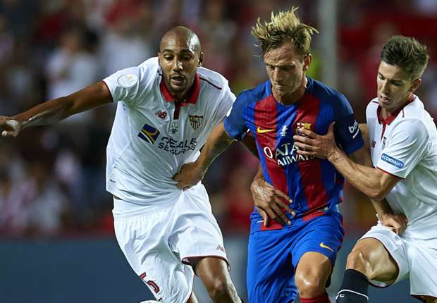 Barcelona want N'Zonzi as Busquets back-up as Sevilla prepare new deal for the midfielder