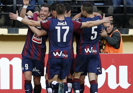 Copa del Rey: Eibar 4-0 Ponferradina