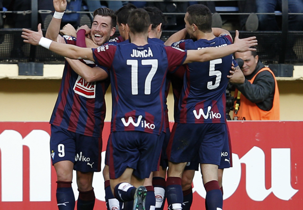 Video: Real Betis vs Eibar