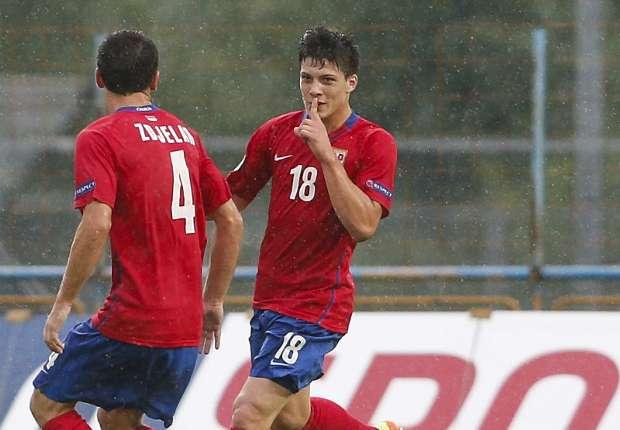 El Atlético de Madrid habría ofertado por Luka Jovic