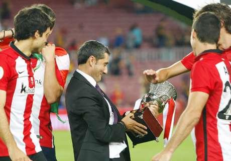 Ernesto Valverde: La derrota fastidia