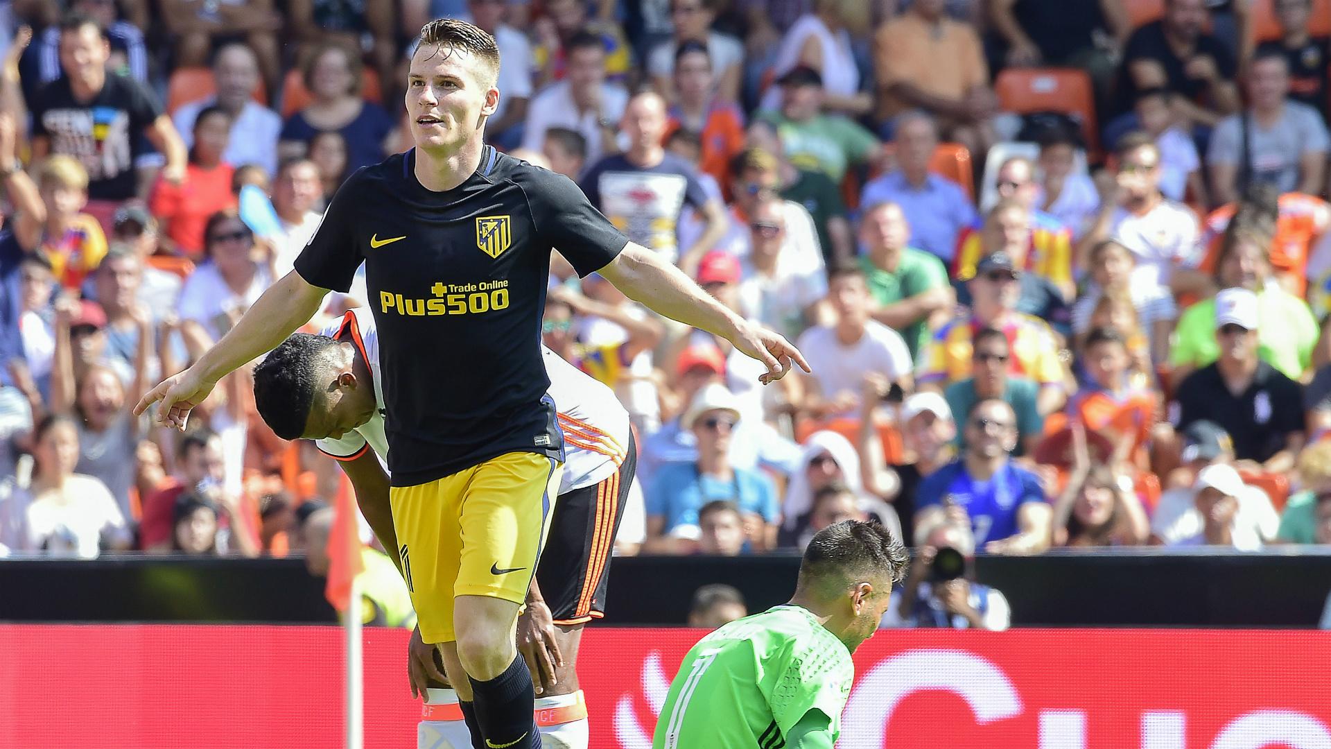 Sube Atlético de Madrid a la cima