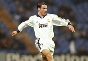 MEDIOCAMPISTA | Fernando Redondo | Real Madrid (1994-2000)