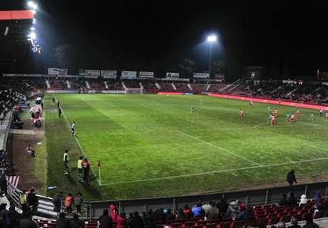 Sanción al Girona de 1.500€
