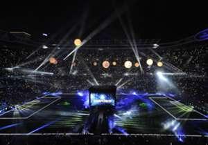 El espectáculo en la casa merengue fue espectacular para celebrar el título de Champions League