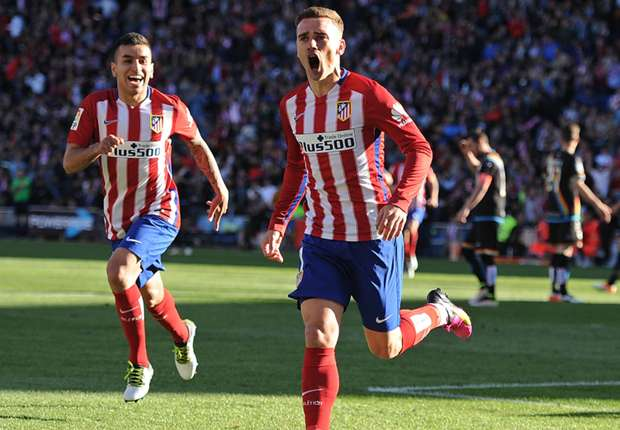 Video: Atletico Madrid vs Rayo Vallecano