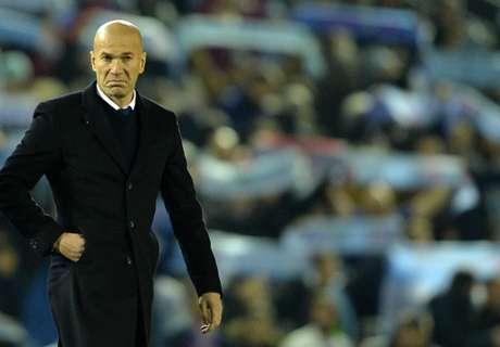 Zinedine Zidane Sanjung Osasuna