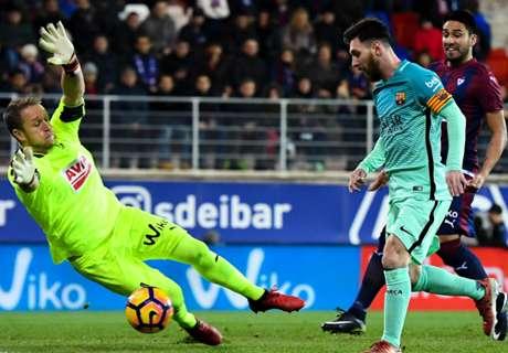 El Valencia traspasa a Yoel al Eibar