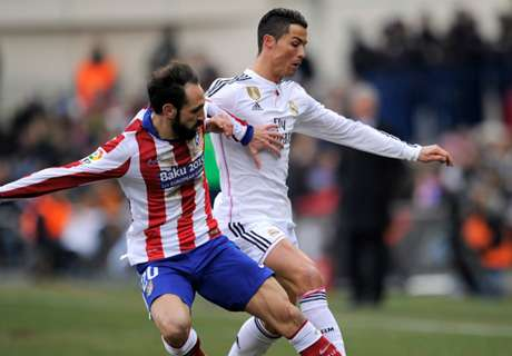 Real to face Atletico in last eight