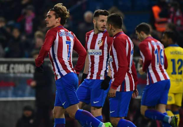 Image result for atletico madrid 2017