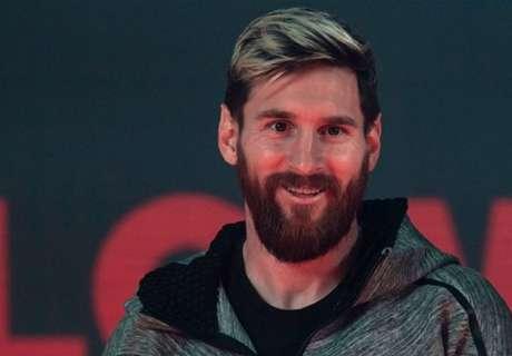 Enrique: Messi spielt gegen Gladbach