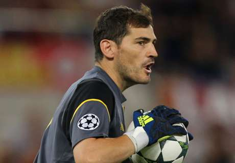 ► Casillas y el símil con el Madrid