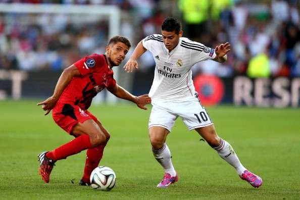 Real Madrid estrenó la Décima en la camiseta