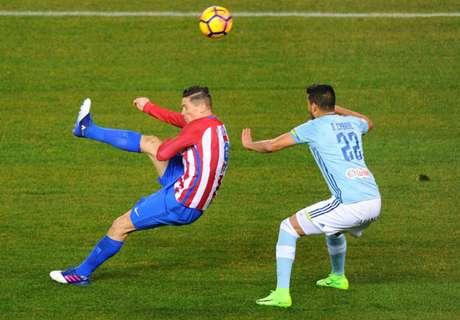 Torres scores wonder goal in Atleti win