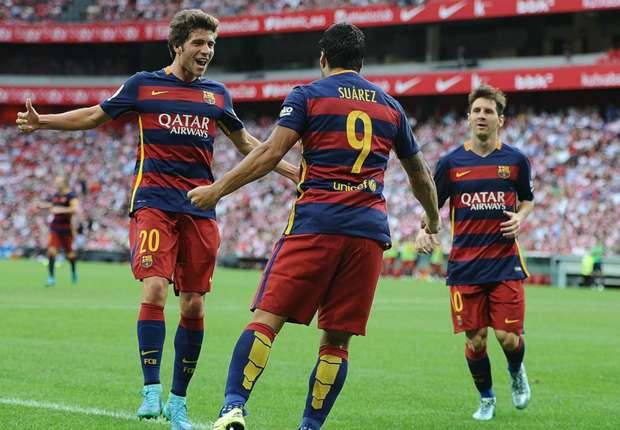 Messi: Suarez deserved Ballon d'Or nomination