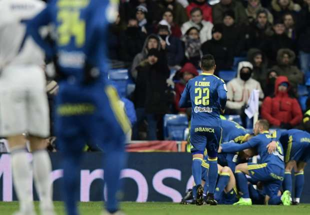 Real Madrid 1-2 Celta: Blancos on the ropes after Copa del Rey defeat