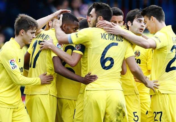 Video: Villarreal vs Sporting Gijon