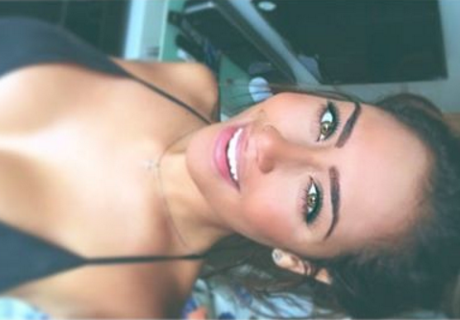 El amor de la hermana de Neymar