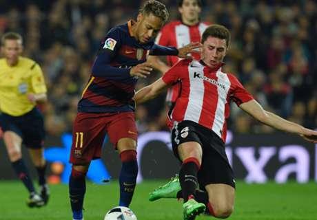 San Mamés, primera visita del Barça en LaLiga