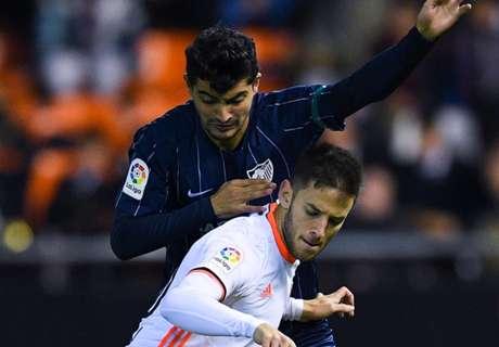 Al Valencia le quema el descenso