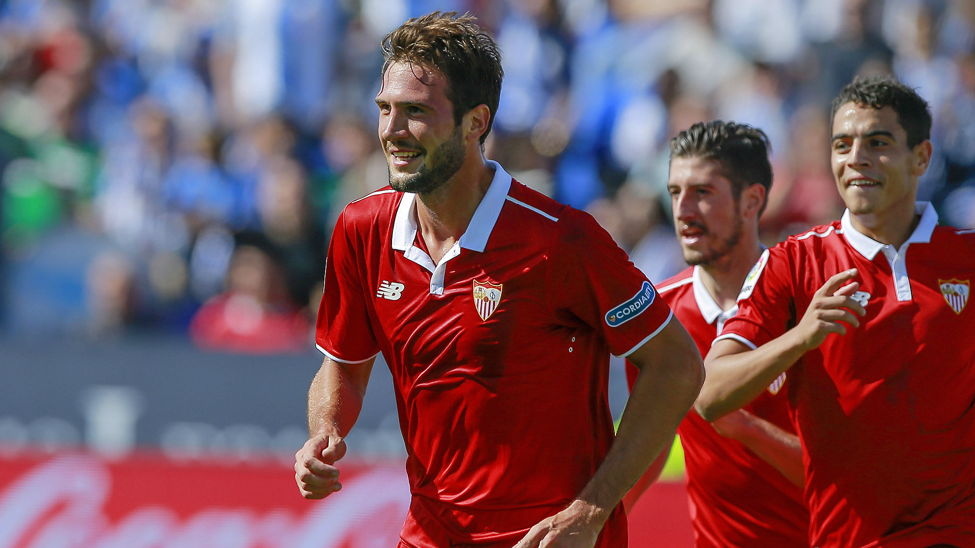 Franco Vazquez Leganes Sevilla La Liga 15102016