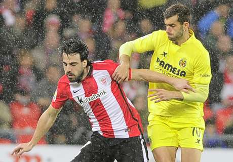 Liga BBVA: Athletic 0-0 Villarreal