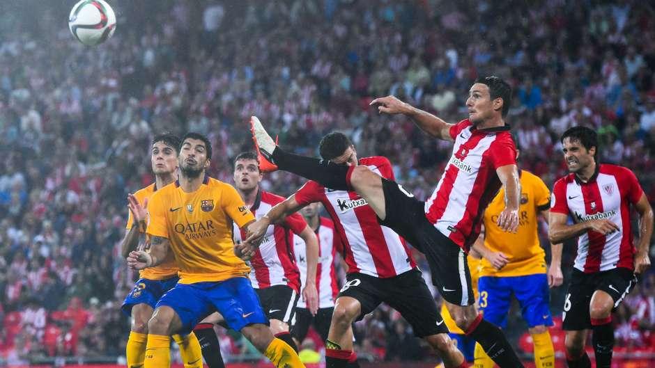 Barcelona Athletic 2015