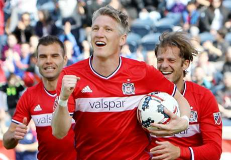 WATCH: Schweini scores in MLS debut