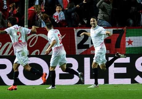 Copa: Sevilla mit einem Bein im Finale