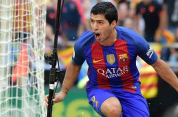 RUMORS: Manchester City and United to do battle for Luis Suarez