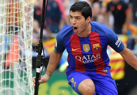 RUMOURS: City & Utd both want Suarez
