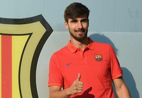 Valencia anuncia la venta de André al Barça