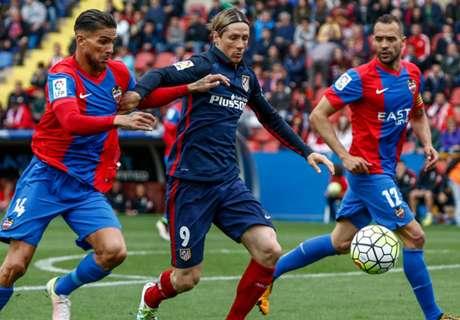 Levante - Atlético Madrid (2-1), résumé de match