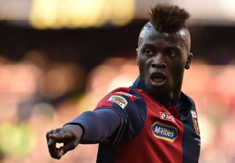 Niang: I'm not leaving AC Milan