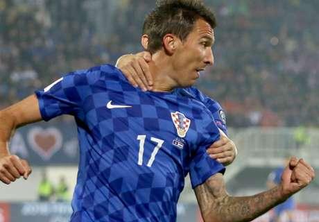 Mandzukic ook tegen Finland goud waard