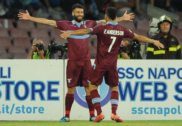 Mit dem 4:2 sicherte Lazio die Champions-League-Qualifikation