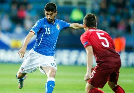 Italia U-21 Tersingkir, Benassi Sedih