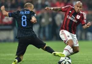 Por Palacio, Inter no pudo ganar