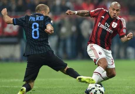 Inter en Milan gelijk in stadsderby