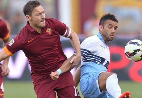 LIVE: Roma mauert - Lazio läuft an