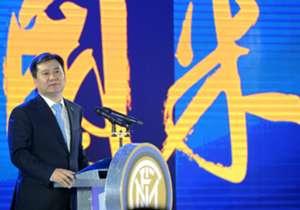 Zhang Jindong, proprietario dell'Inter
