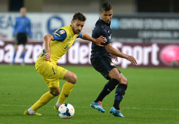 Chievo 2-1 Inter: Obinna double stuns Mazzarri's men